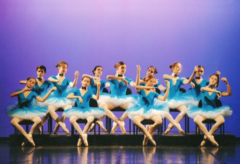 scuola di danza Susanna egri
